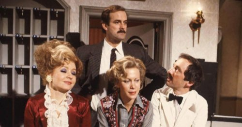 John Cleese's fee and other little known Fawlty Towers facts