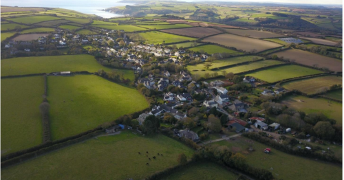 Isolated Devon village is trying not to price out locals