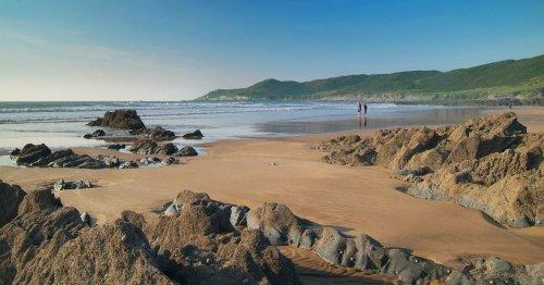 Devon wins best beach of the year - beating Cornwall
