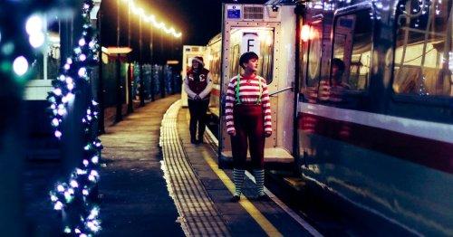 Devon's magical Polar Express train will return this Christmas