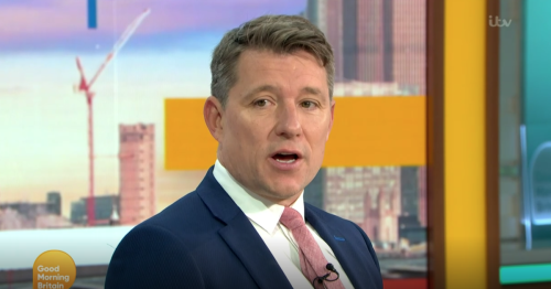 'No doubt' says Ben Shephard over Piers Morgan GMB return