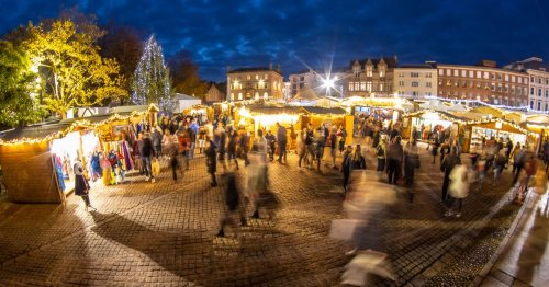 Christmas Market already gearing up for big return