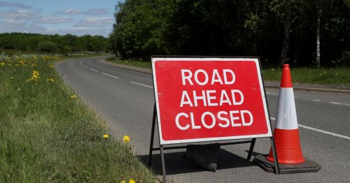 A30 closed due to flooding in Devon