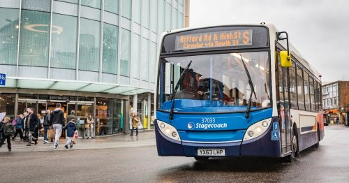 Bus workers vote for industrial action over pay