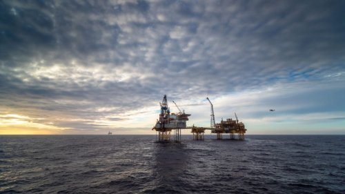 """Norway begins """"absolutely necessary"""" project to bury CO2 under North Sea"""