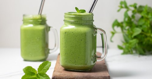 Easy Green Keto Smoothie   Diabetes Strong