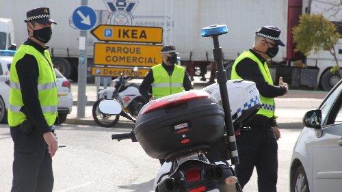533 denuncias por incumplimientos del estado de alarma en Jerez desde el 18 de marzo