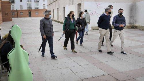 Mejoras en el entorno de la plaza Alfonso Sánchez Ferrajón