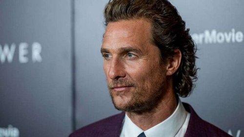 Matthew McConaughey podría hacer carrera en política
