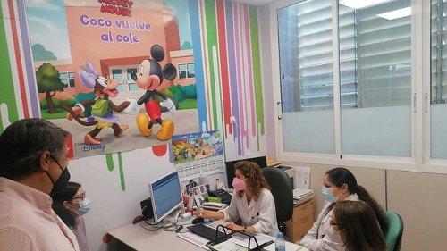 El Hospital Macarena implanta una consulta de transición para jóvenes con diabetes