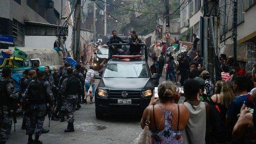 STF deu início a audiências públicas para discutir volta da polícia a favelas do RJ