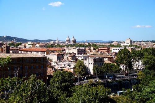 5 Geheimtipps für Rom · Die Gradwanderung
