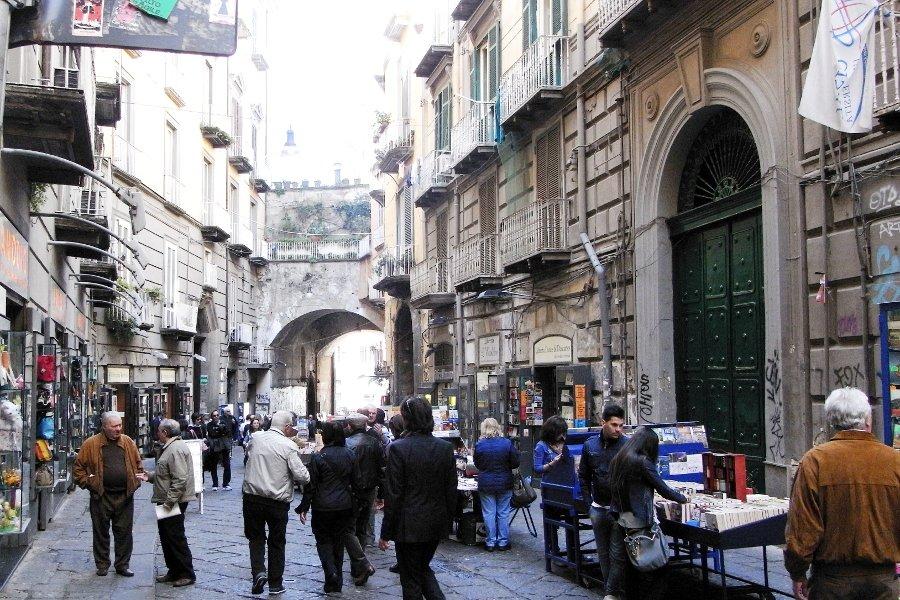 Reisen in Italien - cover