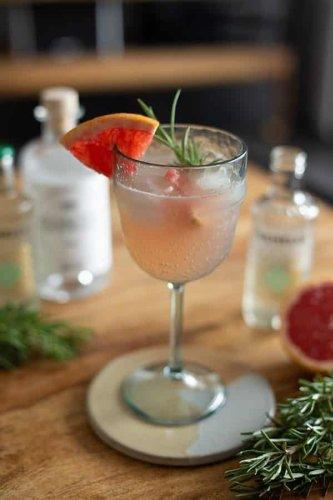 Grapefruit Gin Tonic Rezept – süffiger Spätsommerdrink