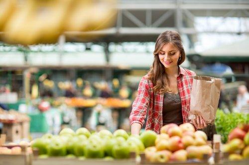 Gli italiani al supermercato