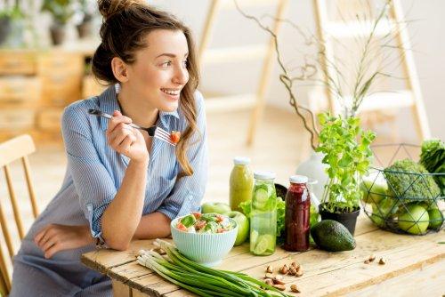 Ridurre l'infiammazione con una dieta ricca di verdure