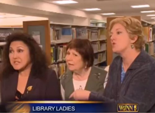 This Sketch From The 'Onion News Network' Featuring Three Ladies Who Smelled Weed In The Library Is Going Viral Because The Acting Was Way Too Good
