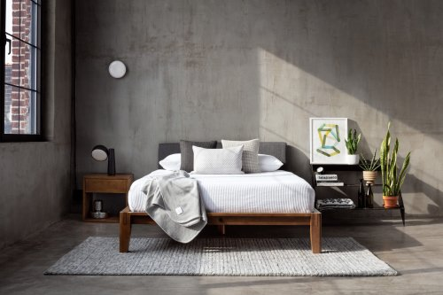 This Chic Bed Frame Is The Bed Of The Future - Digg