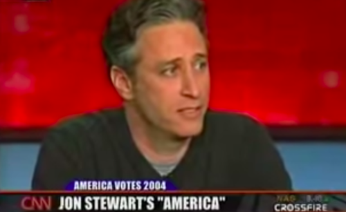 This 2004 Video Of Jon Stewart Eviscerating Tucker Carlson On 'Crossfire' Still Feels As Poignant As Ever - Digg
