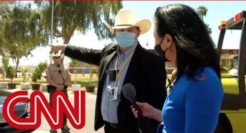 CNN Attempted To Investigate The Republican Effort To Recount Arizona's Maricopa County And Things Got Really Uncomfortable - Digg