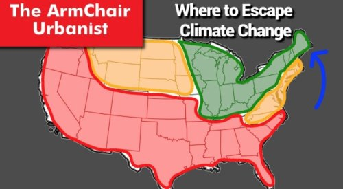 Climate Change Is Making America Less Livable. Here's Where Science Says Will Be The Best Places To Live