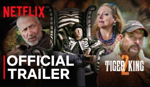 Joe Exotic Is Not Through Yet With Carol Baskin In Trailer For 'Tiger King 2'