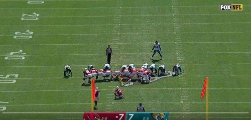A 68-Yard Arizona Field Goal Attempt Turns Into A 109-Yard Jacksonville TD Return - Digg
