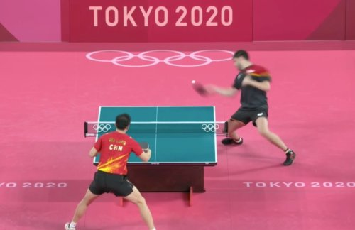 Watch The Thrilling Conclusion Of The Most Intense Round Of Table Tennis At The Tokyo Olympics - Digg