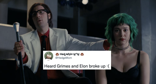 Grimes And Elon Musk Have 'Semi-Separated,' And The Jokes On The Internet Are Good - Digg