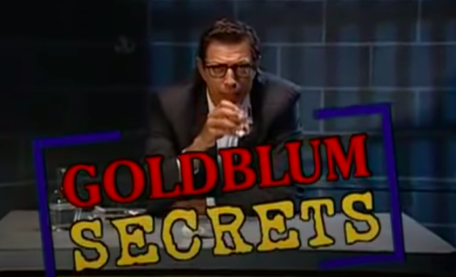 Jeff Goldblum Has A Hysterical Answer To People Asking How To Pronounce His Name - Digg