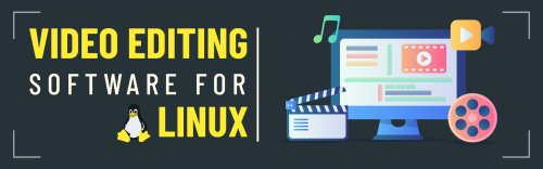 video editing software for Linux