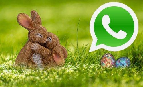 Auguri Buona Pasqua 2021: le GIF per WhatsApp e Social
