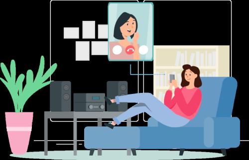 Terapia online: come funziona con app e siti