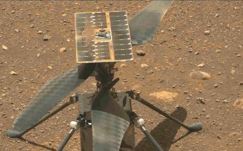 Primo volo su Marte: le informazioni post decollo di Ingenuity e il video