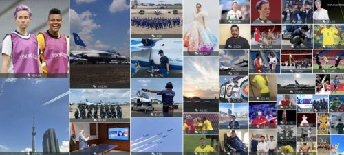 Tokyo 2020 le Olimpiadi digitali e social, i dati