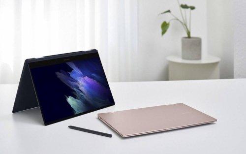 Galaxy Book Pro e Pro 360, i nuovi notebook compatti di Samsung