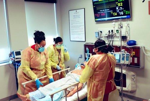 COVID-19 patients, symptoms reenacted in TTUHSC El Paso Simulation Lab - El Paso Herald Post