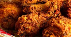 Discover fried chicken recipe