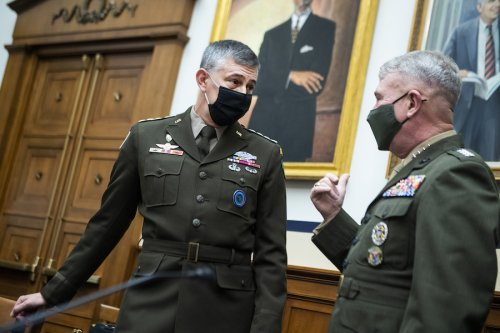 Iran avoiding direct conflict with U.S., top general says