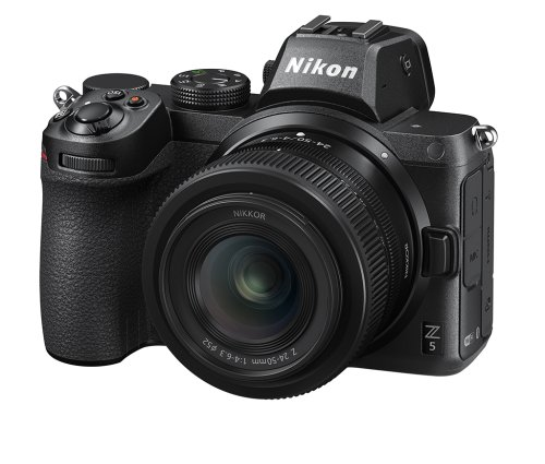 Nikon Introduces Z 5 Full-Frame Mirrorless Camera, A Kit Lens And 2 Teleconverters