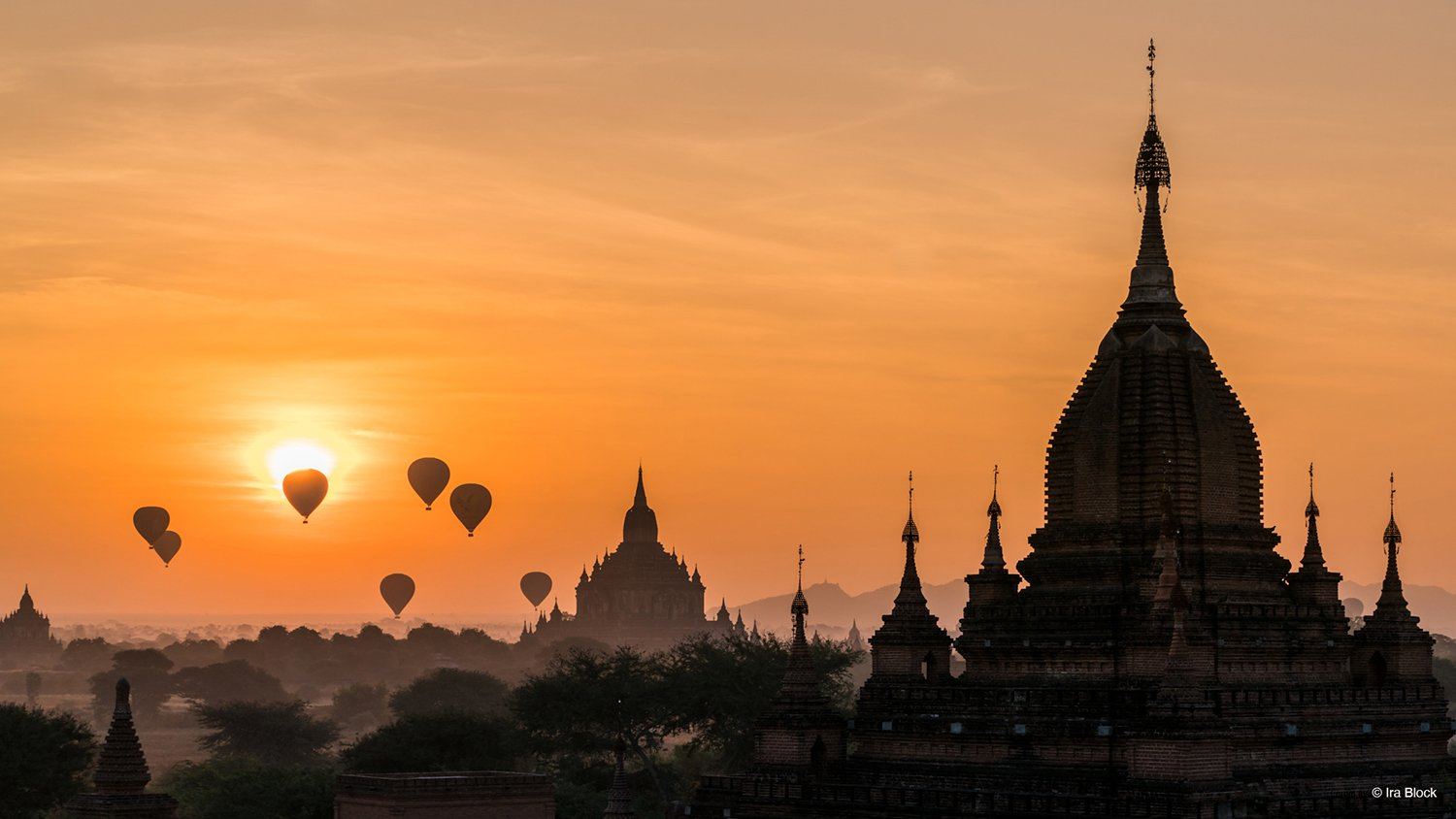 How I Made It: The Story Behind Ira Block's Photo of Myanmar