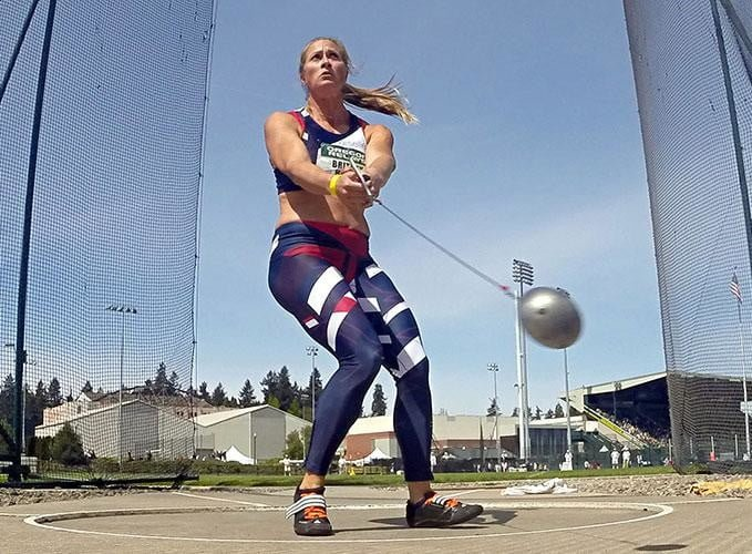 Under the radar: How a 117-year old technology gives Olympic throwers an edge