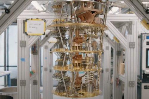 Google shows off its amazing new Quantum A.I. Campus