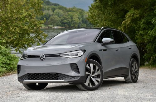 2021 Volkswagen ID.4 AWD first drive review: Gaining traction