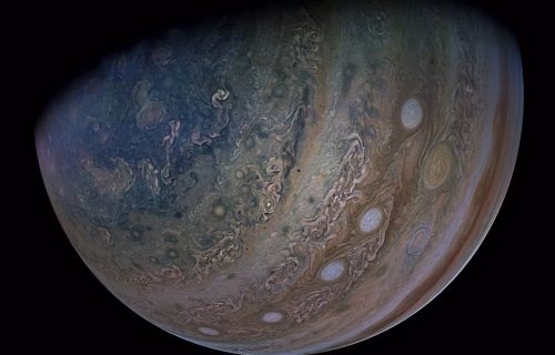 Watch NASA's gorgeous Jupiter flyby with Vangelis soundtrack