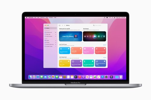 You can now try out all the new features in Safari for MacOS Monterey