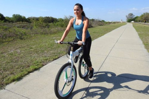 Awesome tech you can't buy yet: Chain-free bikes and a spherical Segway