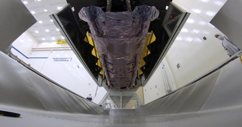 James Webb Space Telescope arrives in French Guiana ahead of launch