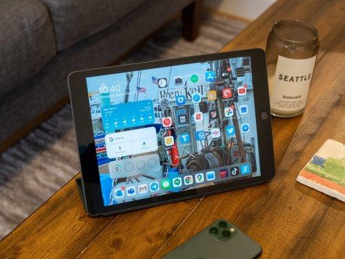 Apple iPad (2021) vs. iPad (2020)