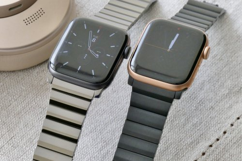 Nomad's new Titanium and Steel Bands are the treat your Apple Watch deserves